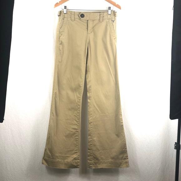 Vintage AEO flared cargo pants